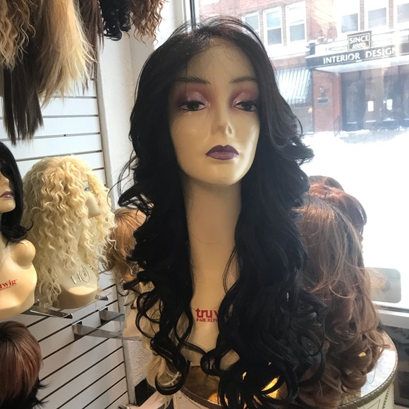 Accessories - Wig Long Swisslace Freepart 2018 style